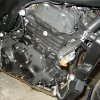 motor crash test přežil poměrně bez větší újmy<br>